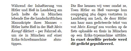 Hoe Hitler De Nederlandse Poëzie Werd Binnengemarcheerd